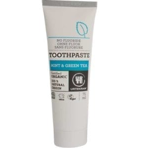 Urtekram Mint and Green Tea Toothpaste