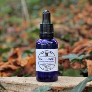 Mr Masey's Emporium of Beards Brilliant Beard Oil