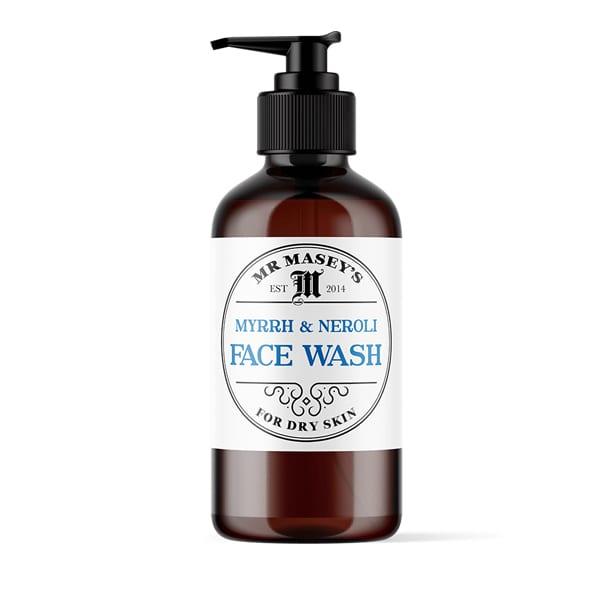 Mr Masey's Emporium of Beards Face Wash for Dry Skin