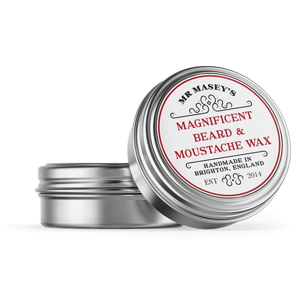 Mr Masey's Emporium of Beards Magnificent Moustache and Beard Wax