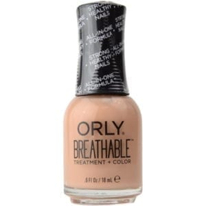 ORLY Nourishing Nude Breathable Nail Polish