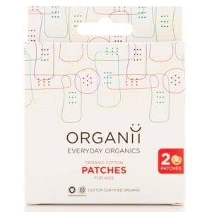 Organii Cotton Patches For Kids