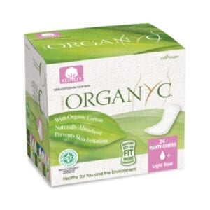 Organ(y)c Cotton Panty liners Light Flow