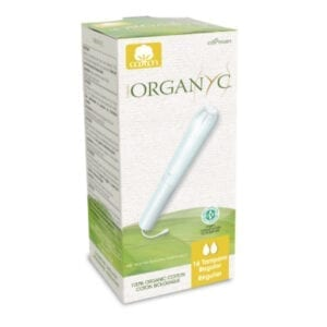 Organ(y)c Cotton Tampons with Applicator Regular