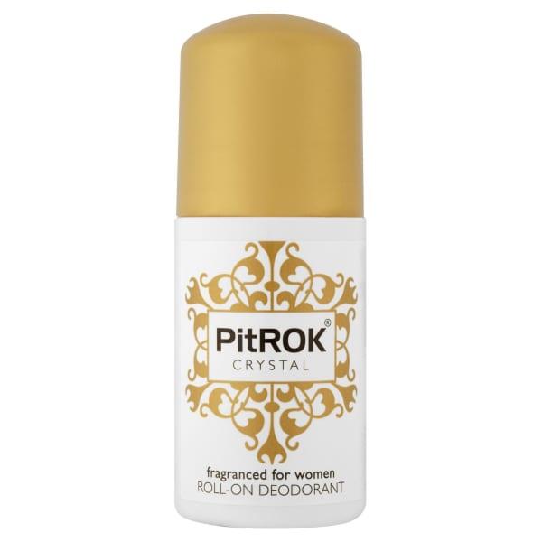 PitROK Crystal Gold Deodorant
