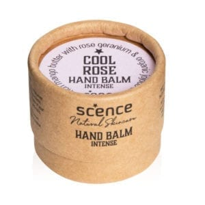 Scence Cool Rose Hand Balm