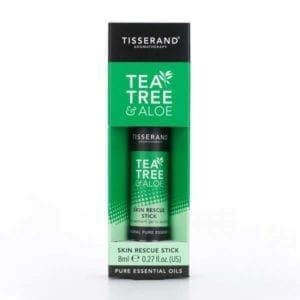 Tisserand Tea Tree and Aloe Skin Rescue Stick
