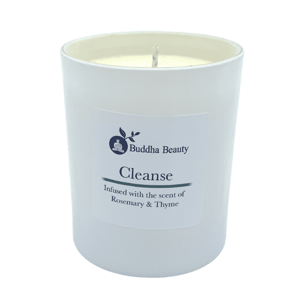 The Buddha Beauty Company Cleanse Candle