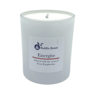 The Buddha Beauty Company Energise Candle
