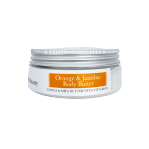 The Buddha Beauty Company Orange and Jasmine Body Butter