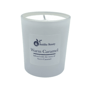 The Buddha Beauty Company Warm Caramel Candle (1)