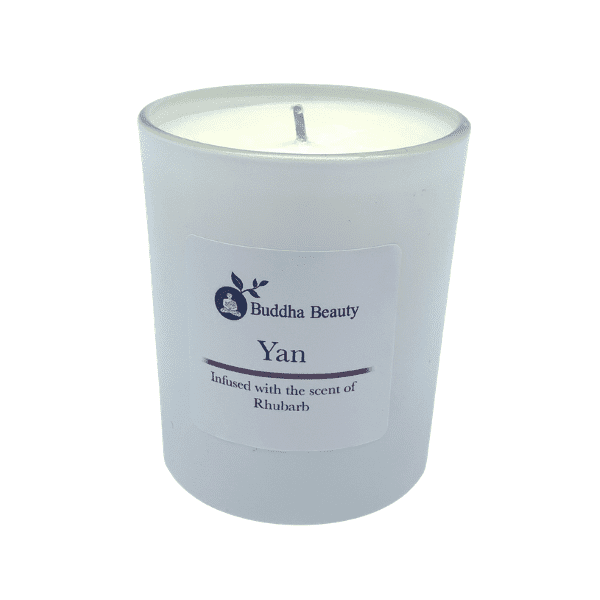 The Buddha Beauty Company Yan Candle