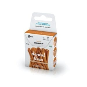 The Humble Co Cinnamon Dental Floss