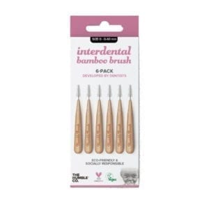 The Humble Co Interdental Brush 0.4mm