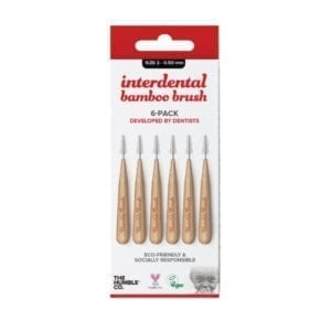 The Humble Co Interdental Brush 0.5mm