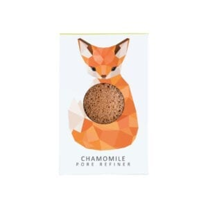 The Konjac Sponge Co Mini Pore Refiner Woodland Fox with Chamomile