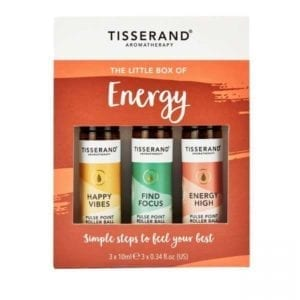 Tisserand The Little Box of Energy Kit