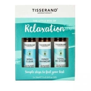 Tisserand The Little Box of Relaxation Kit