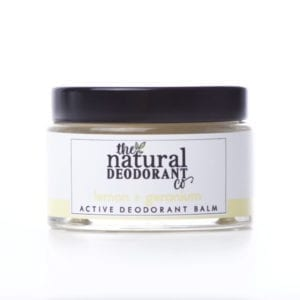 The Natural Deodorant Co Active Lemon & Geranium