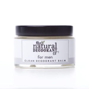The Natural Deodorant Co Clean For Men