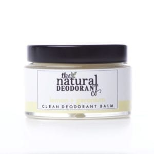 The Natural Deodorant Co Clean Lemon & Geranium