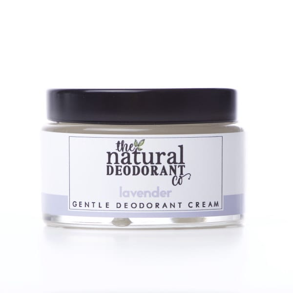 The Natural Deodorant Co Gentle Lavender