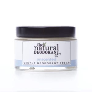 The Natural Deodorant Co Gentle Unscented