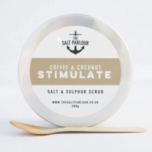 The Salt Parlour Coffee & Coconut STIMULATE