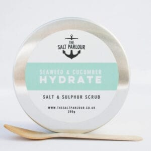 The Salt Parlour Seaweed & Cucumber HYDRATE
