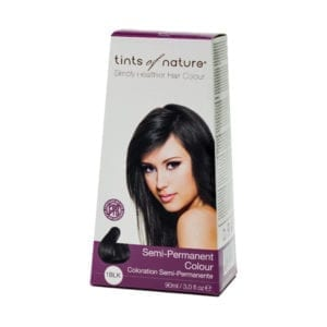 Tints of Nature 1BLK Black Semi-Permanent Hair Dye