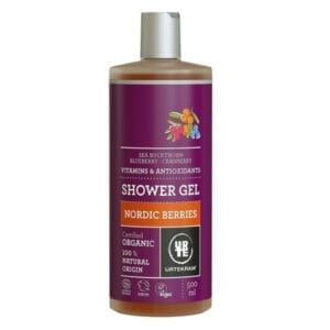 Urtekram Nordic Berries Shower Gel Organic
