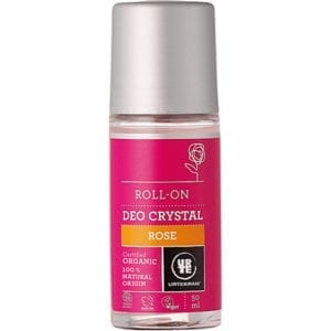 Urtekram Rose Deodorant Roll on Organic