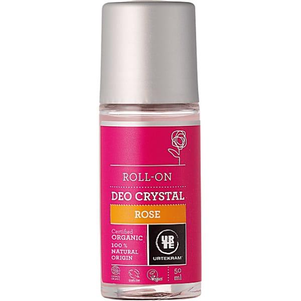 Urtekram Rose Deodorant Roll on Organic