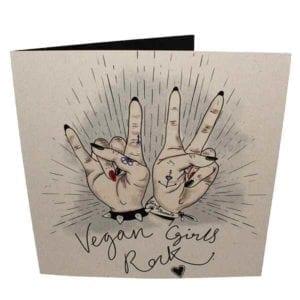 Viva La Vegan Vegan Girls Rock
