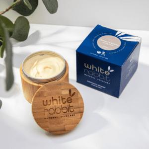 White Rabbit Skincare Coconut and Rosehip Calming Cream