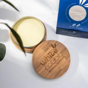 White Rabbit Skincare Eucalyptus & Lavender Cleansing Balm