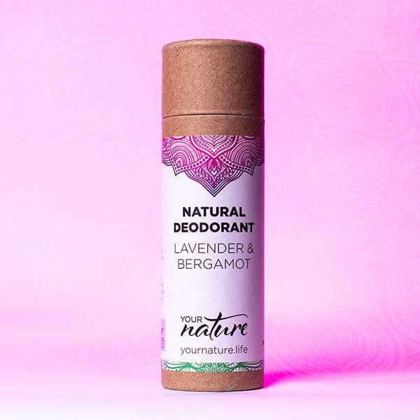 Your Nature Lavender & Bergamot Deodorant