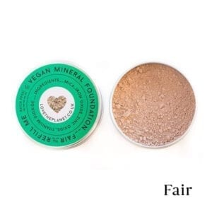 Love the Planet Mineral Foundation Fair