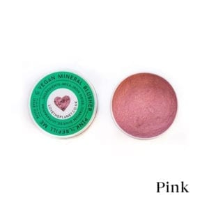 Love the Planet Mineral Blusher Pink
