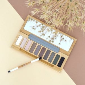 ZAO Eye Shadow Palette 'clin d'oeil No 1