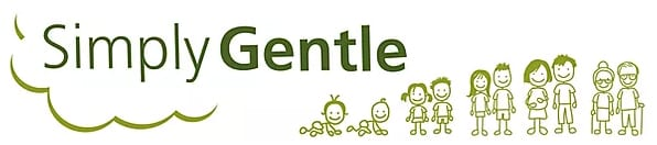 simply gentle logo