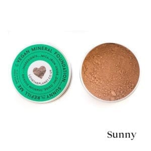 Love the Planet Mineral Foundation Sunny