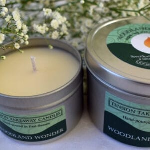 Vegan Pure Woodland Wonder Vegan Candle