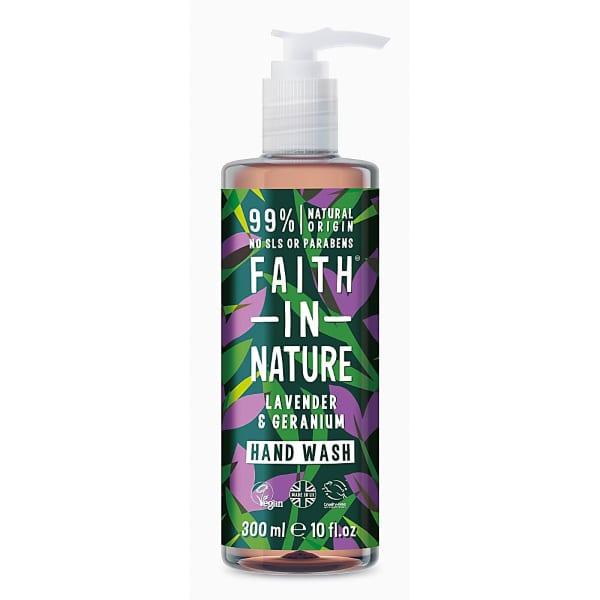 Faith In Nature Lavender and Geranium Hand Wash