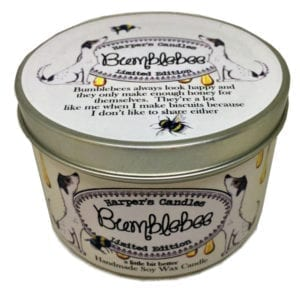 Harpers Candles Bumblebee