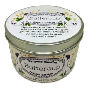Harpers Candles Buttercup
