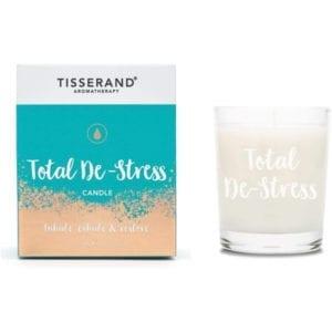 Tisserand De-Stress Candle