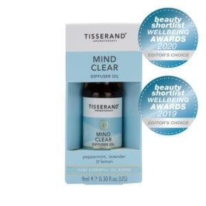Tisserand Mind Clear Diffuser Oil