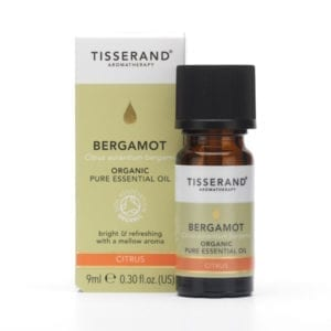 Tisserand Organic Bergamot Essential Oil