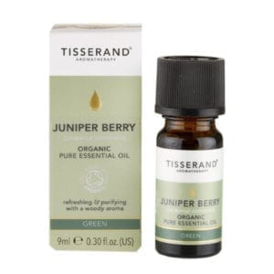 Tisserand Organic Juniper Berry Essential Oil